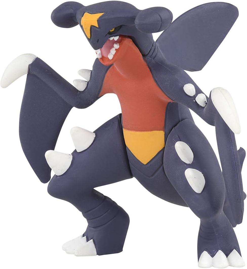 TAKARA TOMY Pokemon Moncolle Blastoise Figure MS-16 from Japan