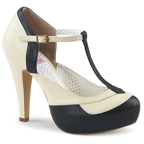 big sale 5ffbf c7a76 Pinup Couture BETTIE-29 Damen Retro Pumps: Amazon.de: Schuhe ...