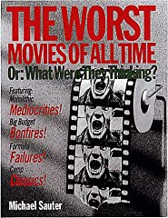 Looks at over fifty bad movies starring some of Hollywood's biggest actors and filmmakers