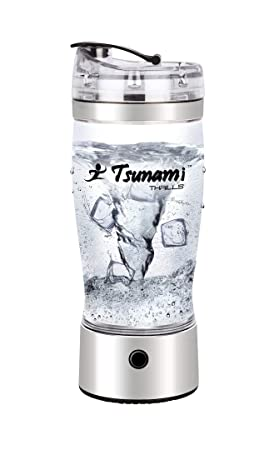 TSUNAMI THRILLS 'India's First Ever Portable Mixer' (RECHARGEABLE) Hand Mixers at amazon