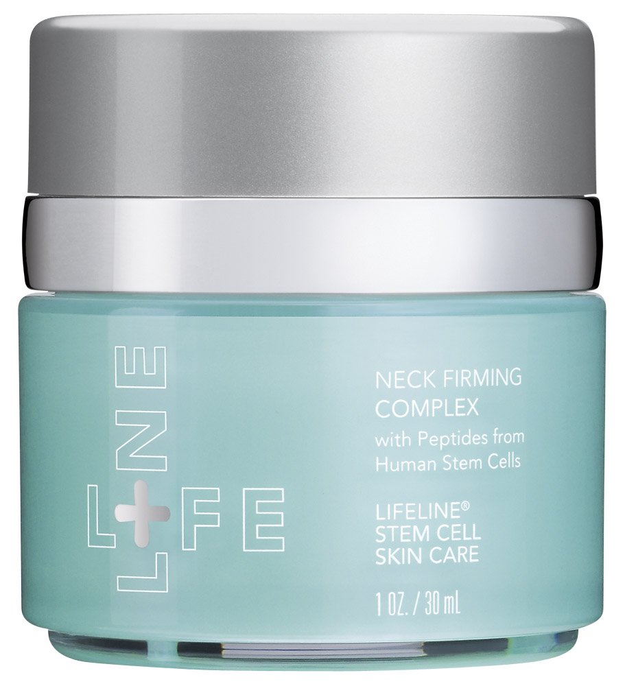 Lifeline Neck Firming Complex restores the appearance of a firmer, smoother, younger looking neck and a healthy looking skin tone