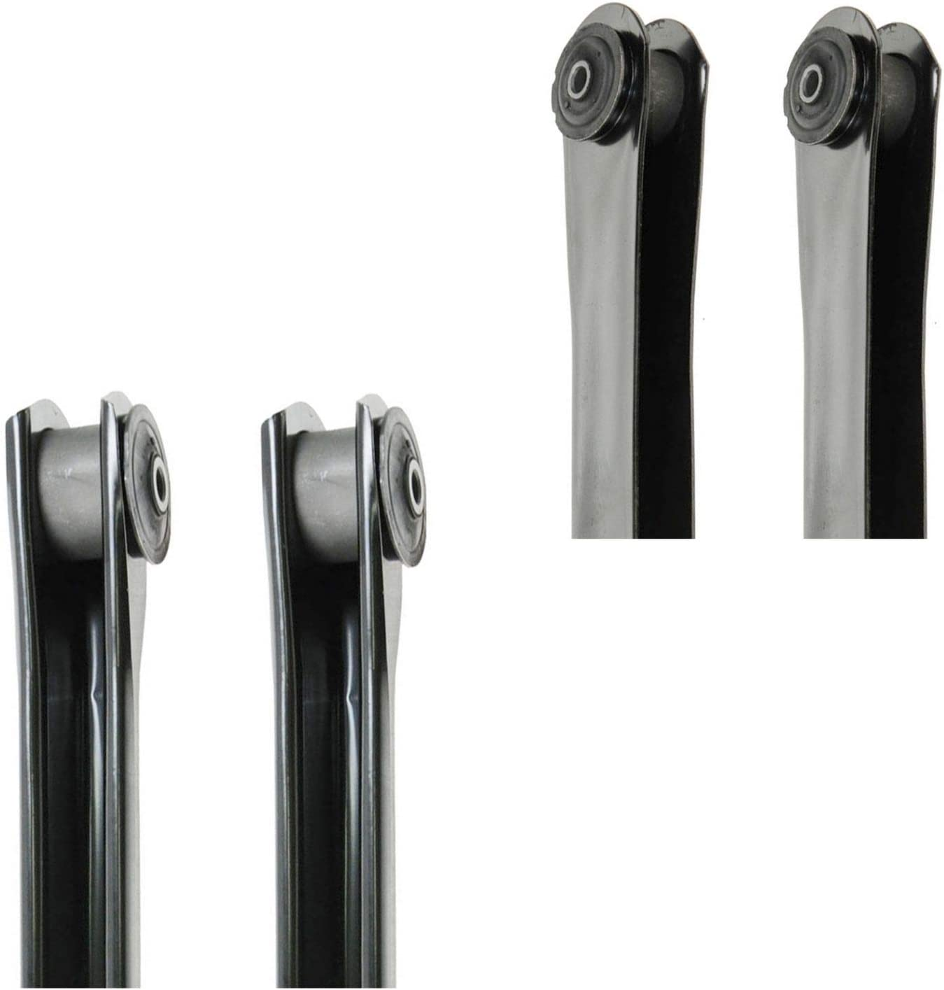 Front Control Arms Upper /& Lower Kit 4WD Suspension Set of 4 for 1994-1999 Dodge Ram 1500//1994-1997 2500 7500 GVW