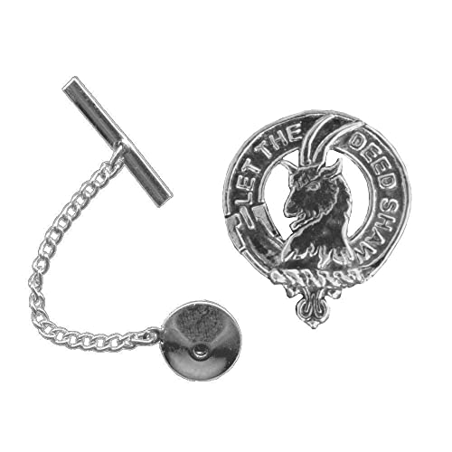 Shaw Scottish Clan Crest Lapel Pin Badge