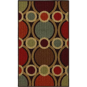 Perfect Mainstay Bangles Nylon Scatter Rug