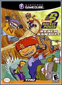amazon com rocket power beach bandits gamecube artist not