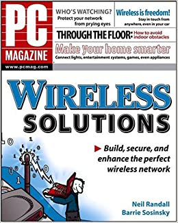 Book PC Magazine Wireless Solutions