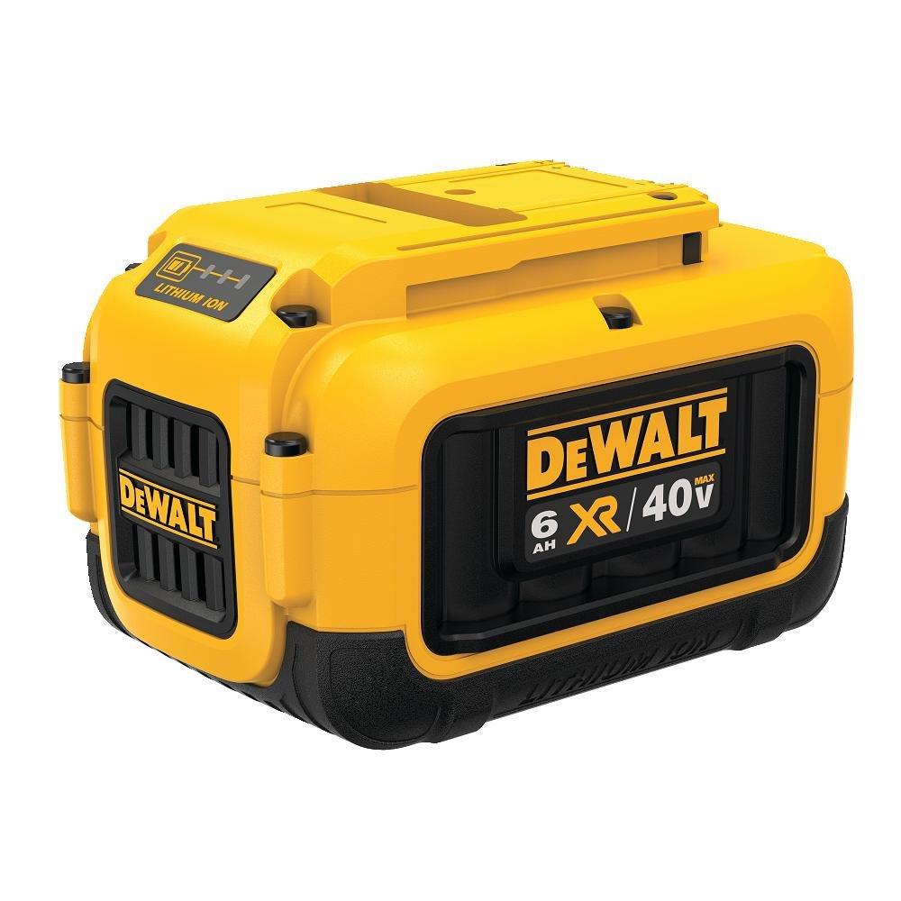 DEWALT DCB406 40V 6AH Battery Pack by DEWALT (Image #1)