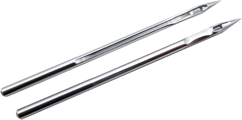 21//130 20PCS Groz-Beckert 214X1 DDX1 Sewing Machine Needles fit for Singer 45K Consew SK-2R Adler 104 ckpsms KUNPENG
