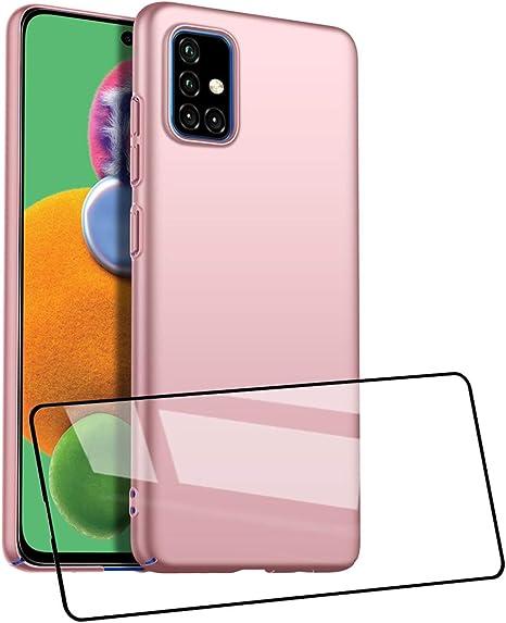UCMDA Funda para Samsung Galaxy A51: Amazon.es: Electrónica