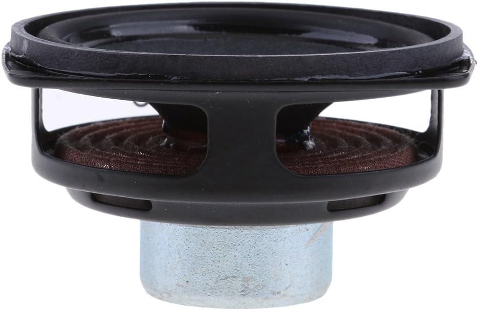 non-brand 57mm 8ohm 10w Haut-Parleur Large Bande Haut-Parleur Carr/é 16 1,30 Pouces 52mm 4ohm 5w