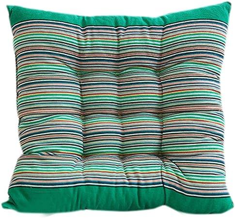 4 x Coussins d/'assise turquoise chaise de jardin coussin cuisine salle à manger chaises de Coussin Pads