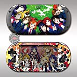 Custom Anime Love Live! Ps Vita2000 decal Love Live! Design Decorative Protector Skin Decal Sticker for PS vita 2000& Love Live! Psv2000 Decal & Love Live! Ps Vita 2000 Sticker