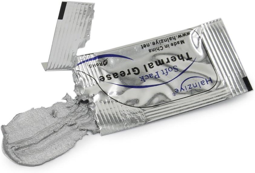 100pcs White Heatsink Compounds Thermal Paste