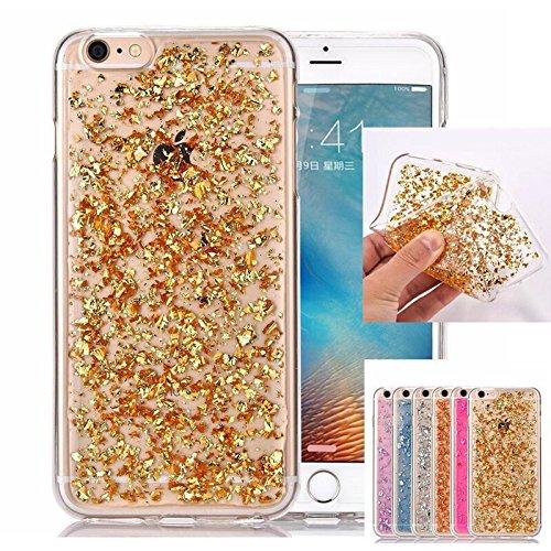 iphone-5-case-luxury-bling-glitter-sparkle-gold-foil-embedded-transparent-flexible-soft-rubber-gel-t