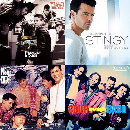 New Kids On The Block and More (New Kids On The Block Backstreet Boys)