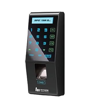 Nitgen SW101-M de acceso Fingkey Control de acceso biométrico de huellas digitales asistencia estándar