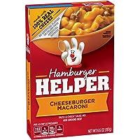 Hamburger Helper, Cheeseburger Macaroni Meal, 6.6 oz