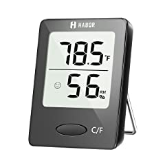 Best digital hygrometers according to 17 review portals