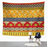 TOMPOP Tapestry Egypt Ancient Egyptian Tribal Be
