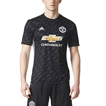 c8120ce3b Amazon.com   adidas Manchester United Away Soccer Stadium Jersey ...