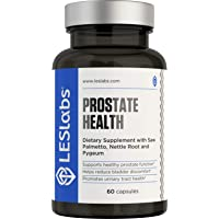 LES Labs Prostate Health, Prostate Supplement for Bladder Discomfort & Urinary Tract...