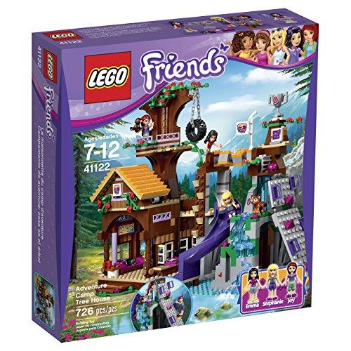 LEGO Friends Adventure Camp Tree House 41122 (Friends House)