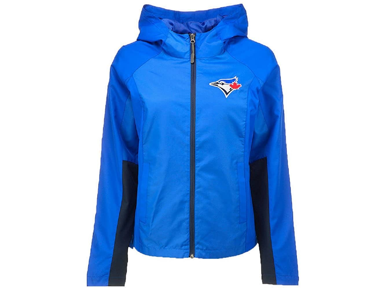 Toronto Blue Jays Women's Force Play Jacket New #20912157 - Sz Small (Small FIT) Aeropostale