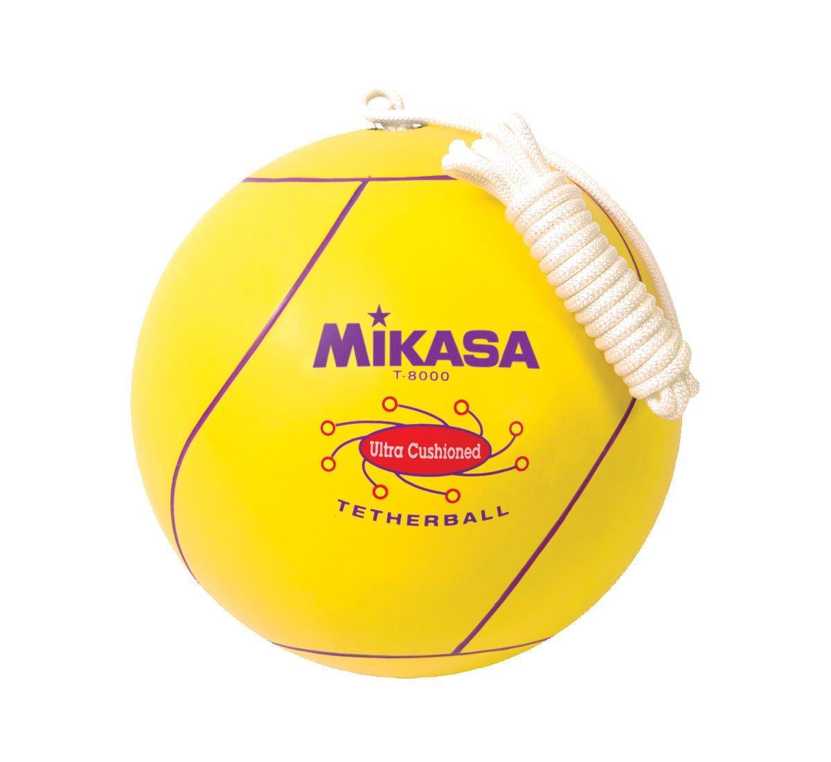 Mikasa Sports Tetherball, Ultra Cushioned - Yellow by Mikasa Sports