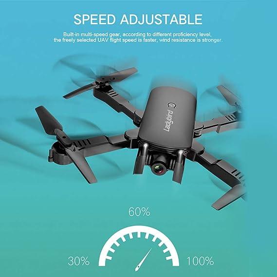 TwoCC-Drone, R8 Drone profesional plegable HD 4K Cuatro ejes de ...