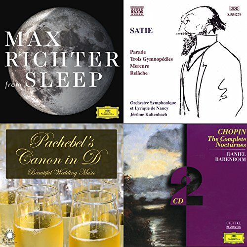 Streaming · Classical for Sleep