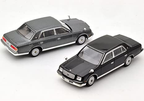Amazon.com: Tomika Limited Vintage Lv-n105a Toyota Century Black by TOMYTEC: Toys & Games