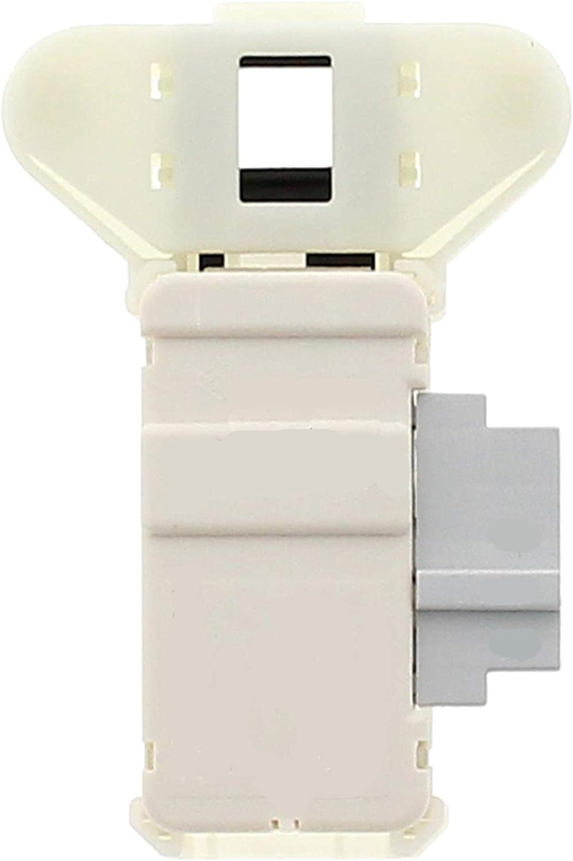 Spares2go - Interruptor de bloqueo de puerta para lavadora Indesit ...