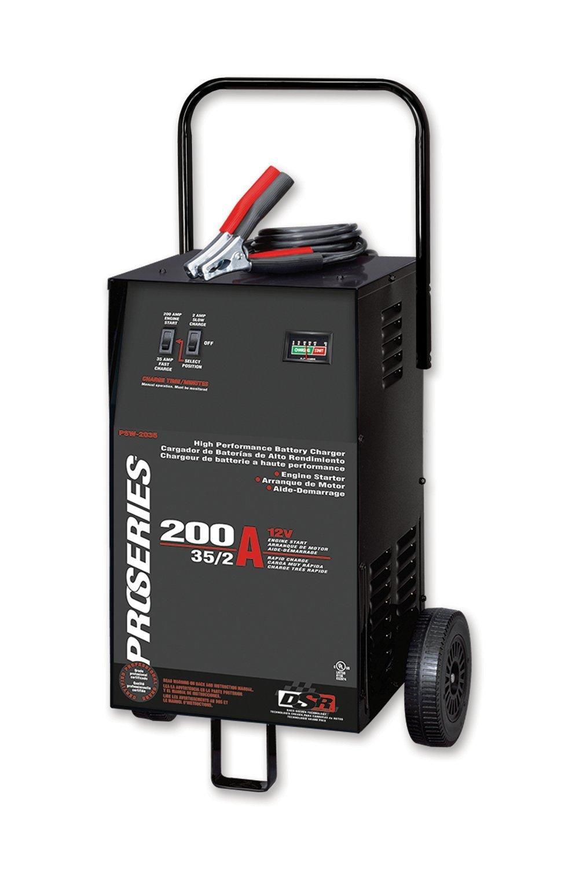 Schumacher Psw 2035 Dsr Proseries 200 35 2 Amp 12 Volt Battery System Wiring Diagram Manual Wheel Charger Starter Automotive