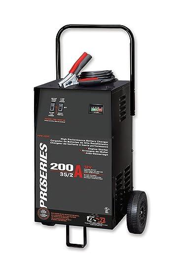 Amazon.com: Schumacher PSW-2035 - Cargador y arrancador de ...