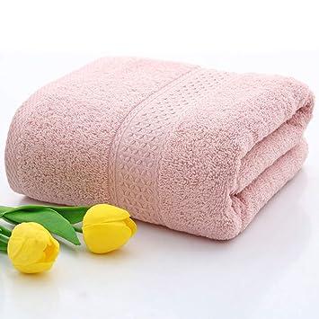 ZYJY Toallas de baño, Toallas de baño de algodón Liso, una Variedad de Colores para Elegir,J: Amazon.es: Hogar