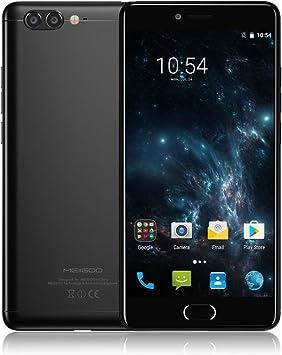 Meiigoo M1 4G LTE Smartphone Huella Dactilar Android 7.0 Pantalla ...