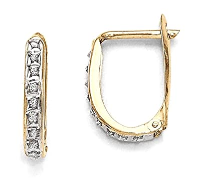 gold tw cushion diamond hinged shape in style p earrings drop back halo ct white