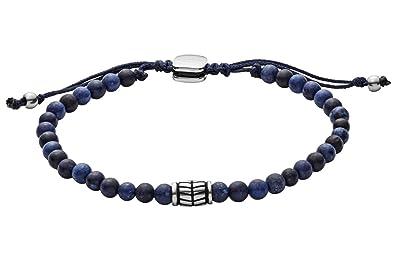 Fossil Men's Multicolour Wrap Bracelet JF02830040 dZThFyD