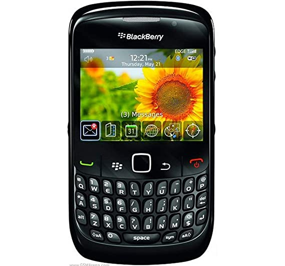 Amazon com: BlackBerry Curve 8520 Phone, Frost (T-Mobile): Cell