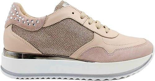 Liu Jo Girl L4A4 20356 0507305 Cipria 37 Sneakers Scarpe