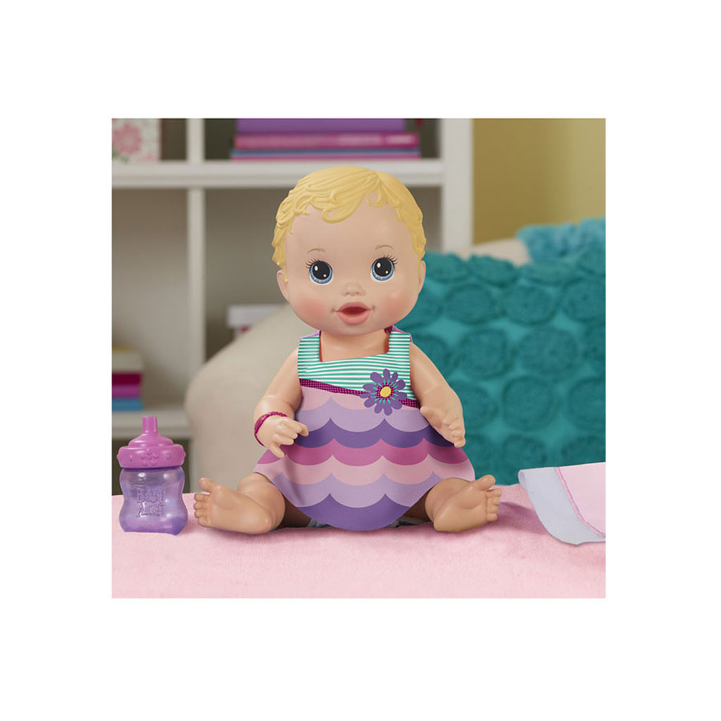 Amazon Com Baby Alive Bitsy Burpsy Baby Doll Toys Amp Games