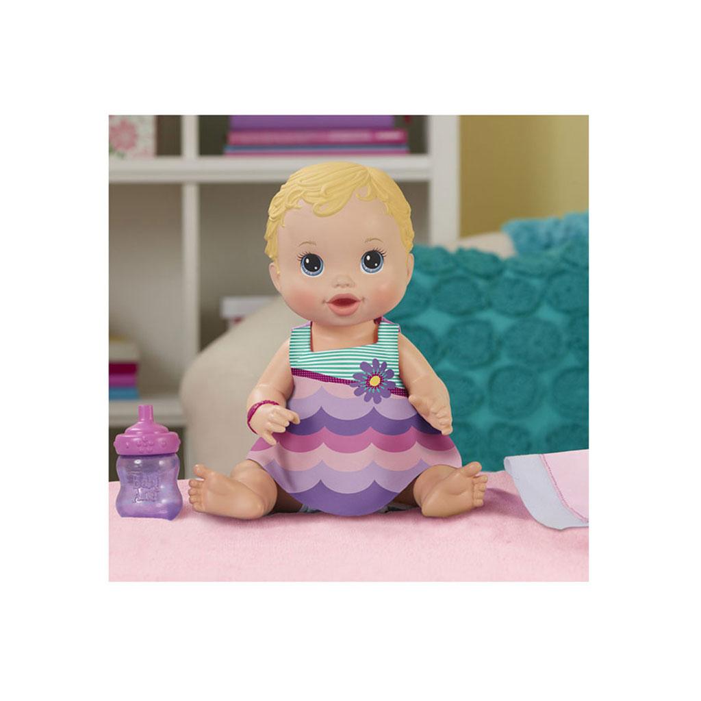 Baby Alive Bitsy Burpsy Baby Doll Amazon Co Uk Toys Amp Games