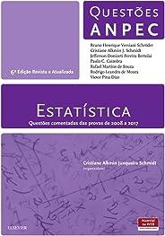 Estatística: Questões Comentadas das Provas de 2008 a 2017