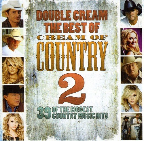 Vol. 2-Double Cream: The Best of Cream of Country (Best Home Karaoke Machine Uk)