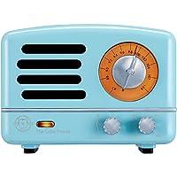 猫王收音机 猫王小王子尼斯蓝创意蓝牙音箱手机音响蓝牙迷你便携
