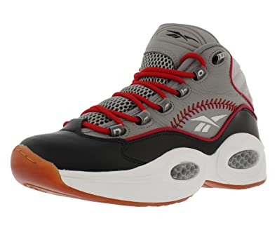 Reebok Question Mid Practice Basketball Men S Shoes Size
