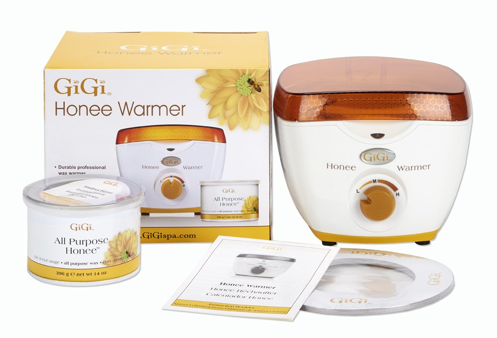 GiGi Honee Hair Removal Wax Warmer for 14 oz Wax Cans by GiGi