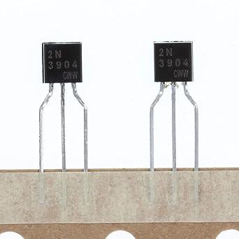 20PCS 2N3904Y 2N3904 3904 NPN Transistor TO-92 40V 200MA 625mW