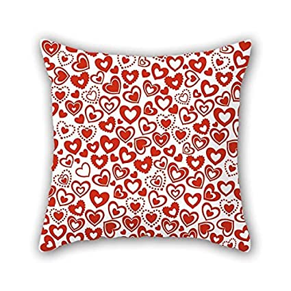 Stupendous Amazon Com Renee Juliana Love Pillowcover 2 Sides Is Fit Ncnpc Chair Design For Home Ncnpcorg