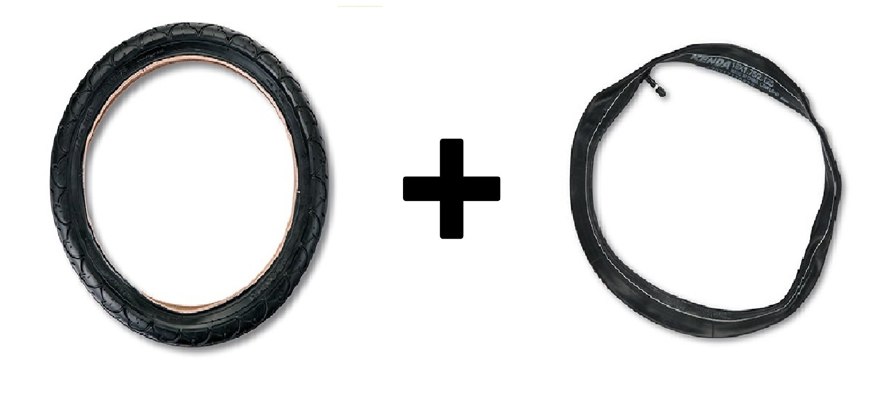 "Amazon.com: 16"" Rear Tire PLUS Inner Tube for BOB Revolution Flex/Pro/SE  Single and Duallie Strollers: Baby"